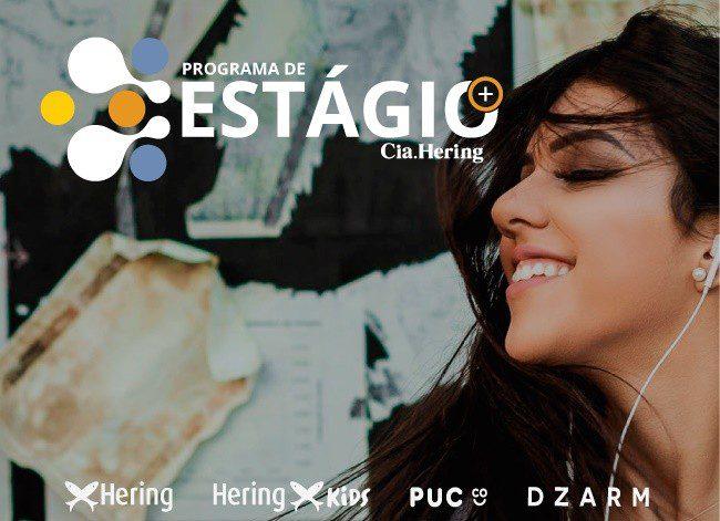 Cia.Hering lança novo programa de estágio