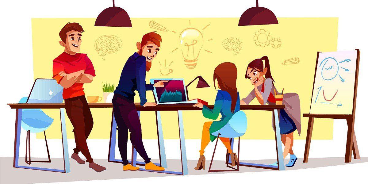 Conheça o espaço de trabalho do futuro