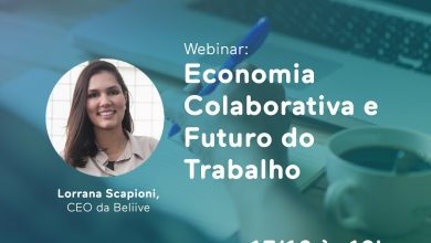 Photo of Webinar: Economia Colaborativa e Futuro do Trabalho