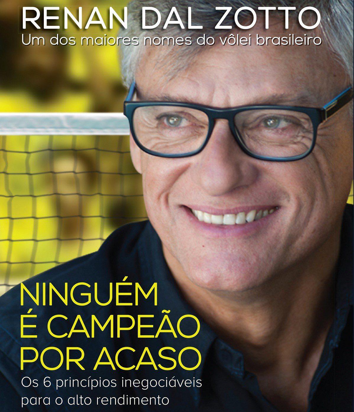 Renan Dal Zotto aborda em livro os princípios essenciais para a alta performance