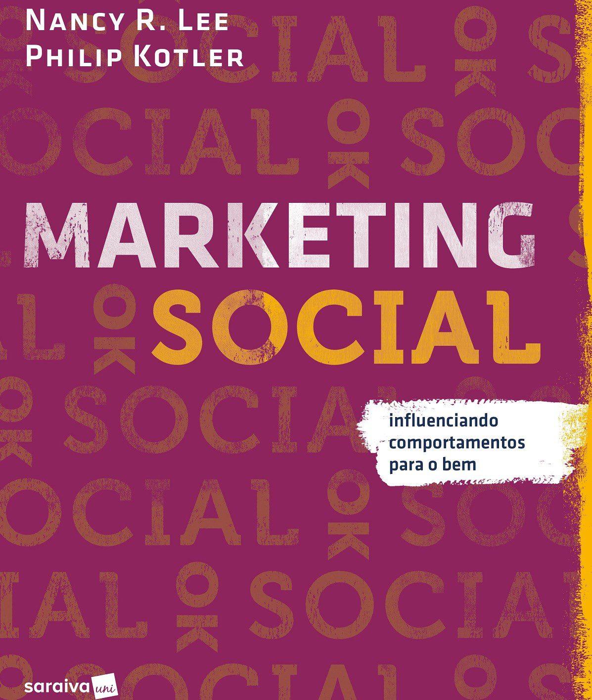 Philip Kotler apresenta o Marketing Social como ferramenta para o bem público