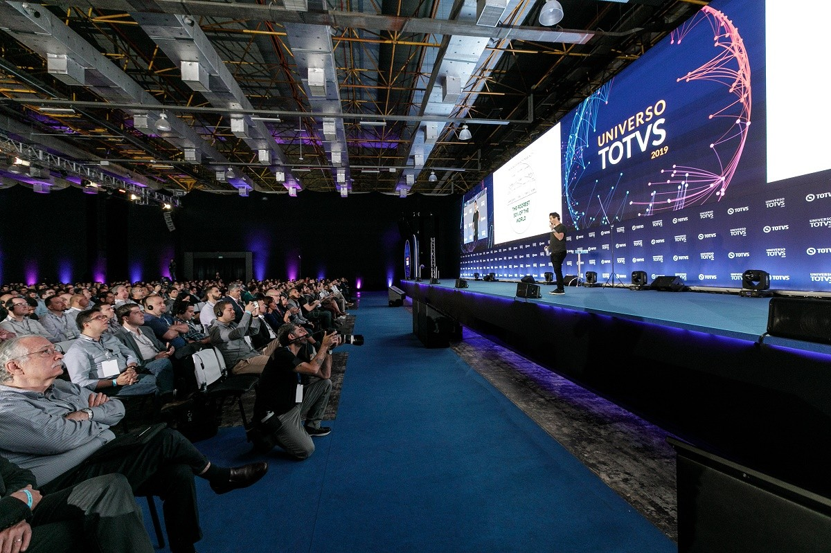 Universo TOTVS 2020: primeiro lote de ingressos já está à venda